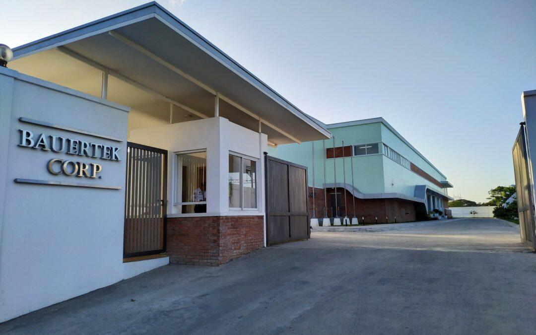 Bauetek Nutripharma Manufacturing Facility